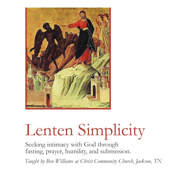 Lenten Simplicity